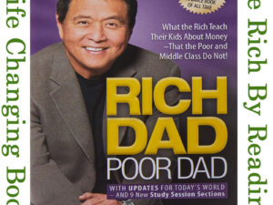 (English) Rich Dad Poor Dad – Be Rich by Reading Book